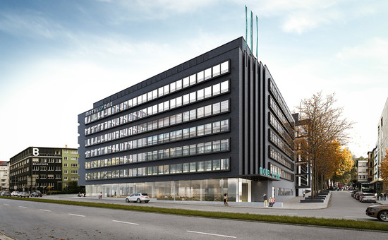 Stuttgart: Motel One Development