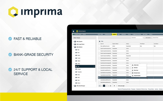 Introducing NEW USER INTERFACE for Imprima VDR