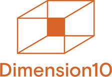 Logo Dimension10 AS