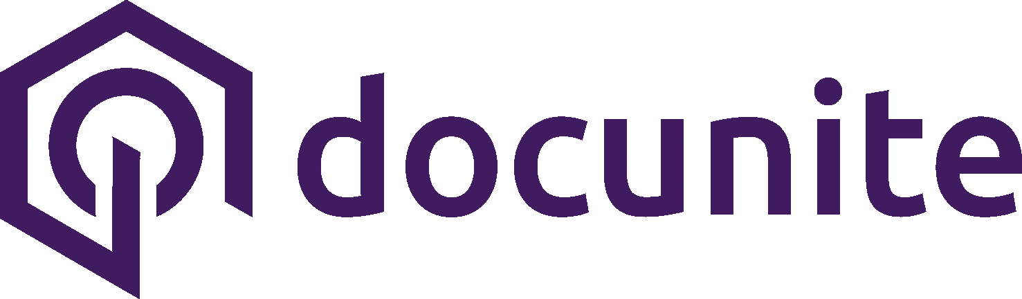 Logo docunite GmbH