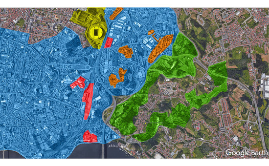 Strategic Masterplan of the Eastern Area of Porto