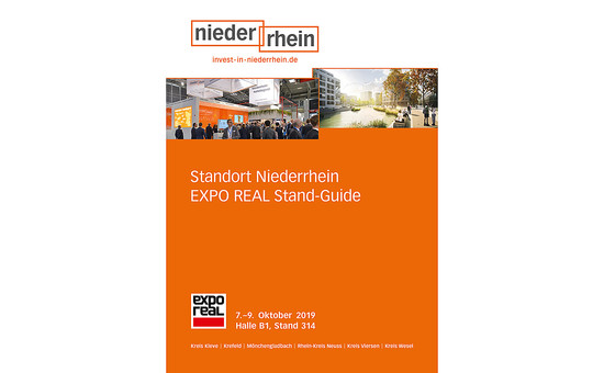 Stand-Guide EXPO REAL 2019