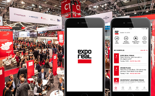 EXPO REAL Hybrid Summit App