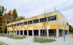 Flexibility at it's best: schools built by ALHO