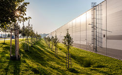 5 | Green Industry: CTP Leader in BREEAM Certification