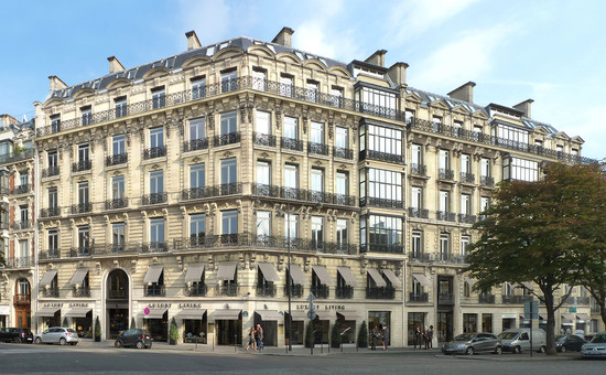 16 George V, Paris